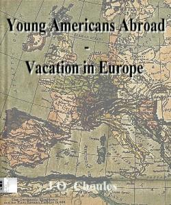 Cover Art for Young Americans Abroad - Vacation in ...