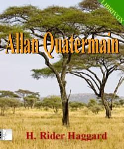 Cover Art for Allan Quatermain