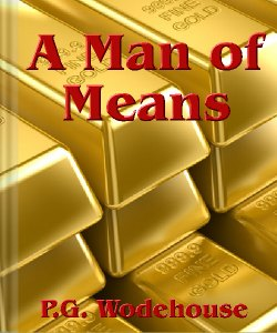 Cover Art for A Man of Means