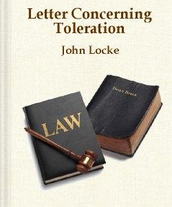 Cover Art for Letter Concerning Toleration
