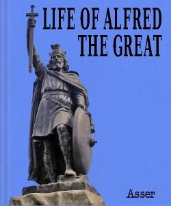 Cover Art for Life of Alfred the Great