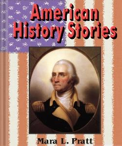 Cover Art for American History Stories