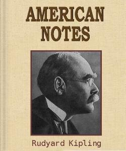 Cover Art for American Notes