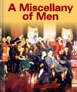 Cover Art for A Miscellany of Men