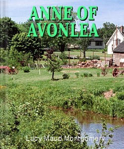 Cover Art for Anne of Avonlea