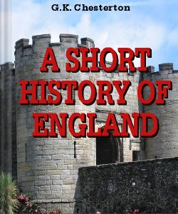 Cover Art for A Short History of England