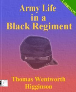 Cover Art for Army Life in a Black Regiment