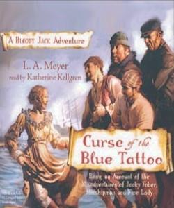 Cover Art for Curse of the Blue Tattoo