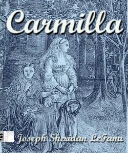 Cover Art for Carmilla