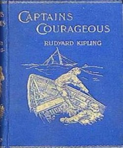 Cover Art for Captains Courageous