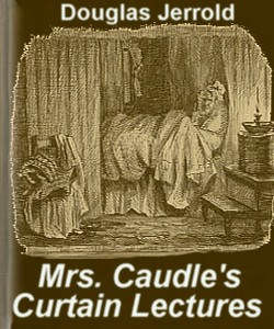 Cover Art for Mrs. Caudle's Curtain Lectures