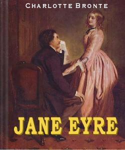 Cover Art for Jane Eyre