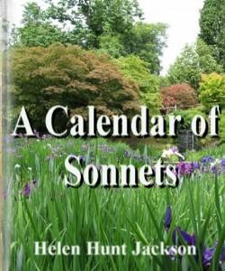 Cover Art for A Calendar of Sonnets