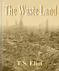 Cover Art for The Waste Land