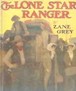 Cover Art for The Lone Star Ranger