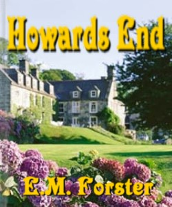 Cover Art for Howard's End