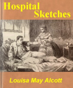 Cover Art for Hospital Sketches