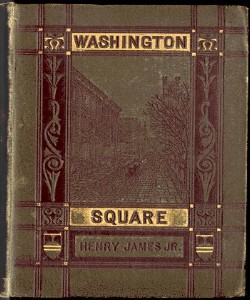 Cover Art for Washington Square