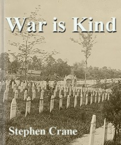 Cover Art for War is Kind