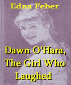 Cover Art for Dawn O'Hara, The Girl Who Laughed