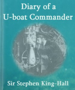 Cover Art for Diary of a U-boat Commander