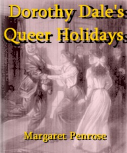 Cover Art for Dorothy Dale's Queer Holidays