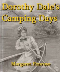 Cover Art for Dorothy Dale's Camping Days