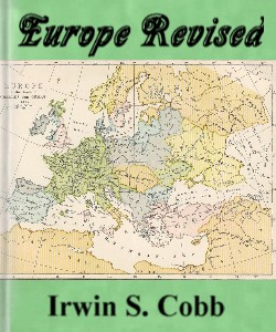 Cover Art for Europe Revised