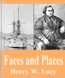 Cover Art for Faces and Places