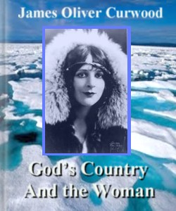 Cover Art for God's Country-And the Woman