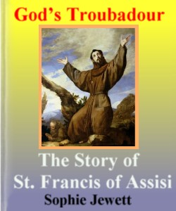 Cover Art for God's Troubadour:The Story of St. Fra...