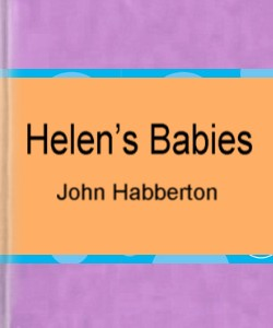 Cover Art for Helen's Babies