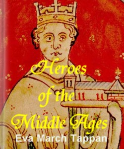 Cover Art for Heroes of the Middle Ages