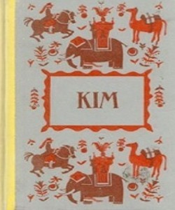Cover Art for Kim