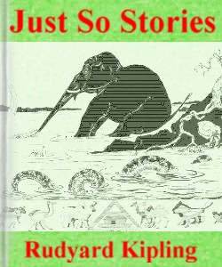 Cover Art for Just So Stories