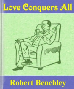 Cover Art for Love Conquers All