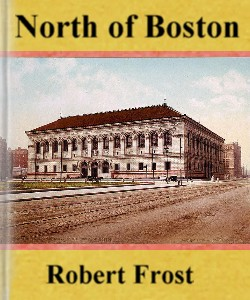 Cover Art for North of Boston