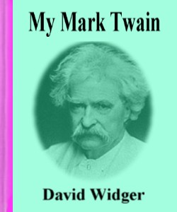Cover Art for My Mark Twain