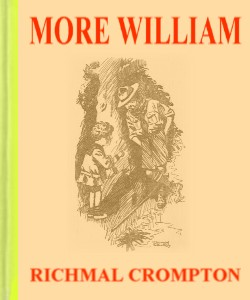 Cover Art for More William