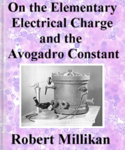 Cover Art for On the Elementary Electrical Charge a...