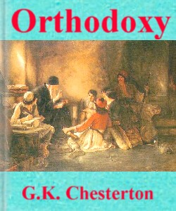 Cover Art for Orthodoxy