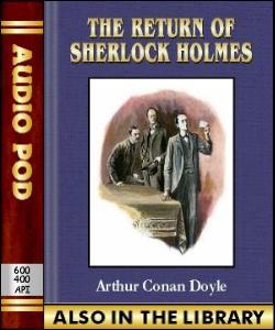 Audio Book The Return of Sherlock Holmes