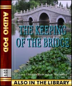 Audio Book The Keeping of the Bridge