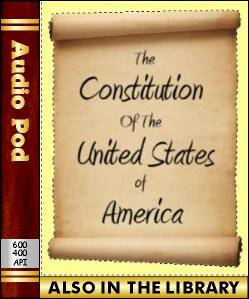 Audio Book The Constitution of the United States...