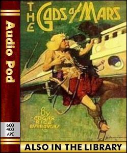 Audio Book The Gods of Mars