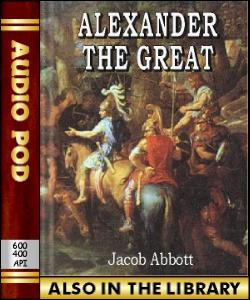 Audio Book Alexander the Great