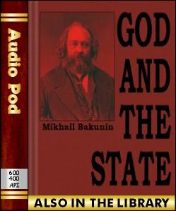 Audio Book God and the State