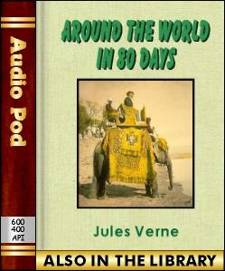 Audio Book Around the World in 80 Days