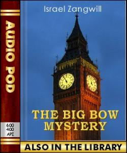 Audio Book The Big Bow Mystery