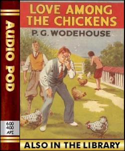 Audio Book Love Among the Chickens
